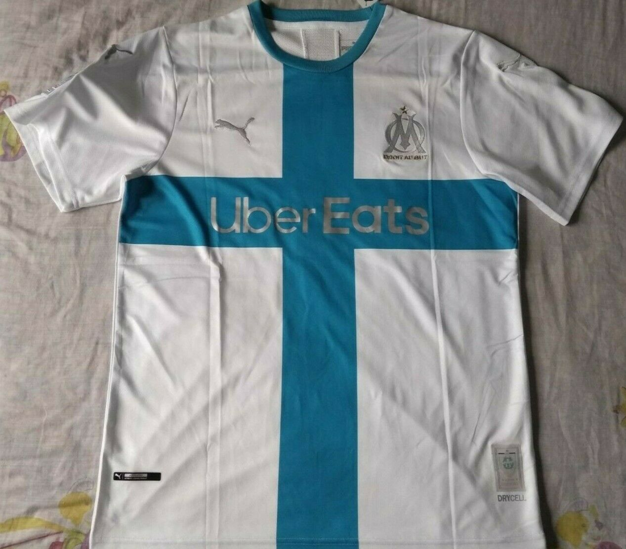 Camiseta Maillot Shirt OLYMPIQUE MARSEILLE Adidas 10 PAYET specialee ed. 2019 L
