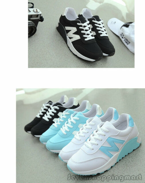 New Breathable girls Juniors shoes sport women shoes fashion sneakers size 5-8