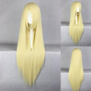 Ladieshair-Cosplay-Wig-Perucke-blond-80cm-glatt-loveless-AGATSUMA-SOUBI-F7T