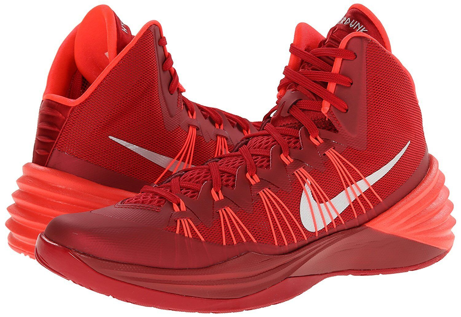 New Mens Gym Red Nike Hyperdunk 2013 TB (Team) Basketball shoes MSRP  140