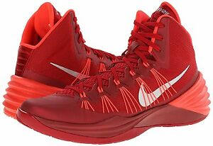 51940c5eb6fe New Mens Gym Red Nike Hyperdunk 2013 TB (Team) Basketball Shoes MSRP ...