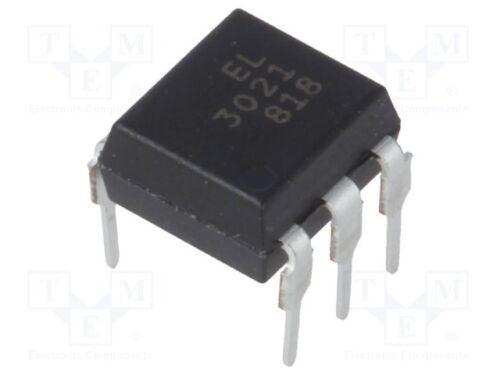 1 st Optotriac; 5kV; Triac; DIP6; Kanäle:1; 100V//?s