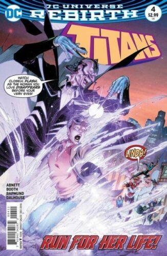 NM Titans #4A Vol 2 DC Comics