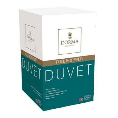 13.5 tog Full Forever Duvet SINGLE BED SIZE Made by FOGARTY