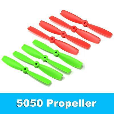 8pcs 6050 Propeller CW CCW Props for Mini QAV250 Robocat 270 TL280 Quadcopter A