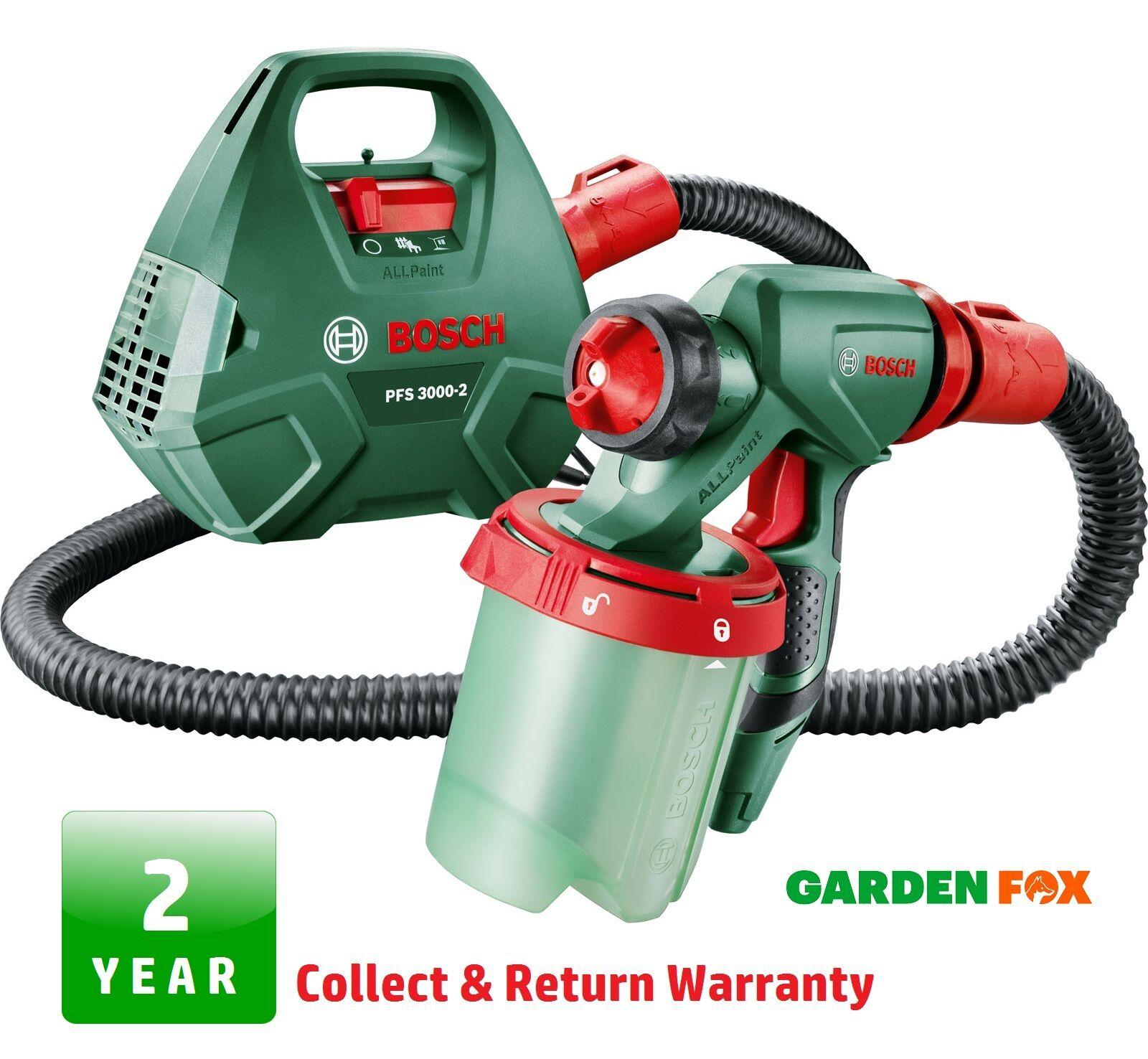 Savers choice BOSCH PFS-3000-2 FineSPRAYER  650W 0603207170 3165140731133 D