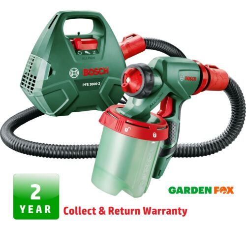 Les épargnants choix Bosch PFS-3000-2 finesprayer 650 W 0603207170 3165140731133 D