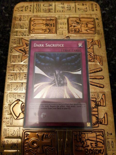 Yugioh Dark Sacrifice BLHR-EN056 Secret Rare 1st Edition NM 3 Available
