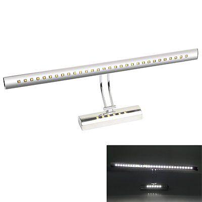 Feldus 8W LED Spiegelleuchte Badleuchte Spiegellampe Wandlampe Schranklampe