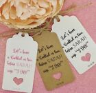 Personalised Hen Do Party Gift Tags