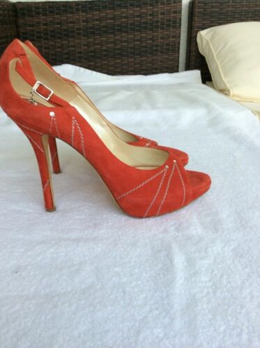 Christian Dior Folies red shoes size 37.5
