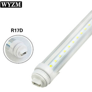 8Pack 40W R17D 8FT T12 LED Tube Light Replacement For F96T12/HO 110W ...