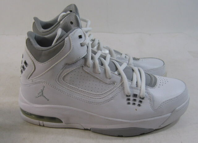 568cbc87c8d Air Jordan Flight 23 RST 512235-100 White / Wolf Grey Size 5.5 Y for ...