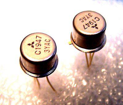 1 X Mitsubishi 2sc1947 Transistor Original Neu To39 Qrp Pa In Den Spezifikationen VervollstäNdigen