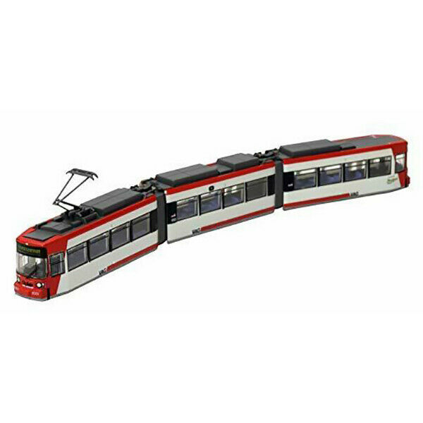 Railway Collection iron Kore Nuremberg tram 1000 type diorama supplies
