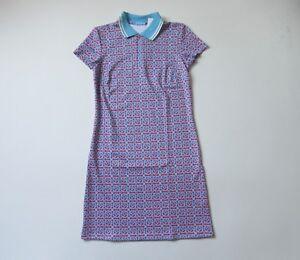 cc03e3ee NWT J. MCLAUGHLIN Montclair in Red White Blue S/S Montego Polo Dress ...