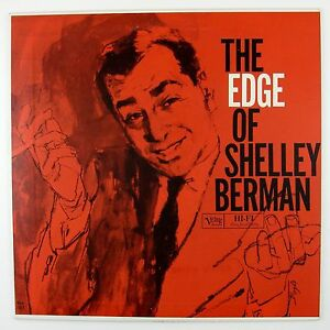 Shelley Berman The Edge Of Shelley Berman Lp Nm Nm