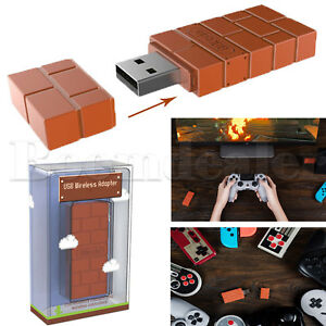 8Bitdo USB Wireless Bluetooth Adapter for Windows PC MAC