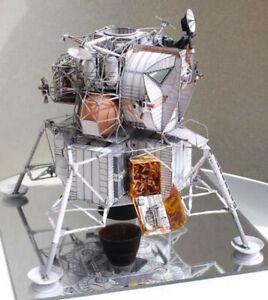 Apollo-landing-craft-Ultra-fine-three-dimensional-version-3D-Paper-model-kit