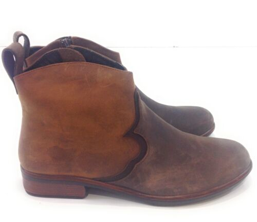 New Womens naot Brown Footware Sirricco Boots