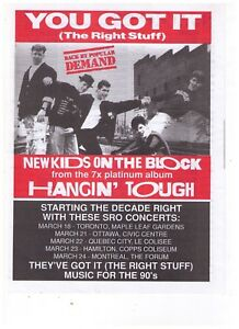 1990-New-Kids-On-The-Block-Hangin-039-Tough-Album-amp-Canadian-Tour-Print-Advert