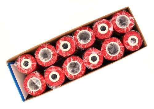 12 x Konen por cada 5000 y overlockgarn hilo 120 140 almidón 40//2 50//2 muchos colores