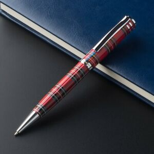 Luxury MB Bohem Black Short Wrist Diamond Clip Metal RollerBall Pen