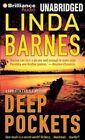 Deep Pockets by Linda Barnes (CD-Audio, 2014)