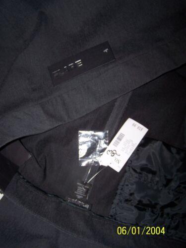 26 NWT $39.99 Silklike Lane Bryant Grey Dress Pants Sizes 18 24