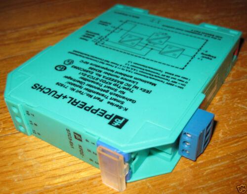 Pepperl Fuchs 71826 KFD2-STC3//Ex1 Smart Transmitter Iso PLC