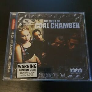 THE-BEST-OF-COAL-CHAMBER-CD-Roadrunner-Records-2004-VGC-FAST-FREE-POST