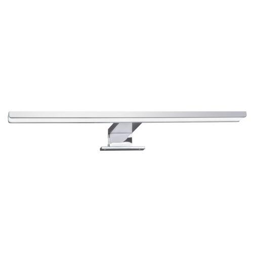 LED Spiegelbeleuchtung Badleuchte Spiegellampe BP002A 30 cm Chrom LED Spot
