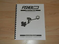 Fisher Models 1266-X & 1266-XB Deep Search Metal Detector - #MD6