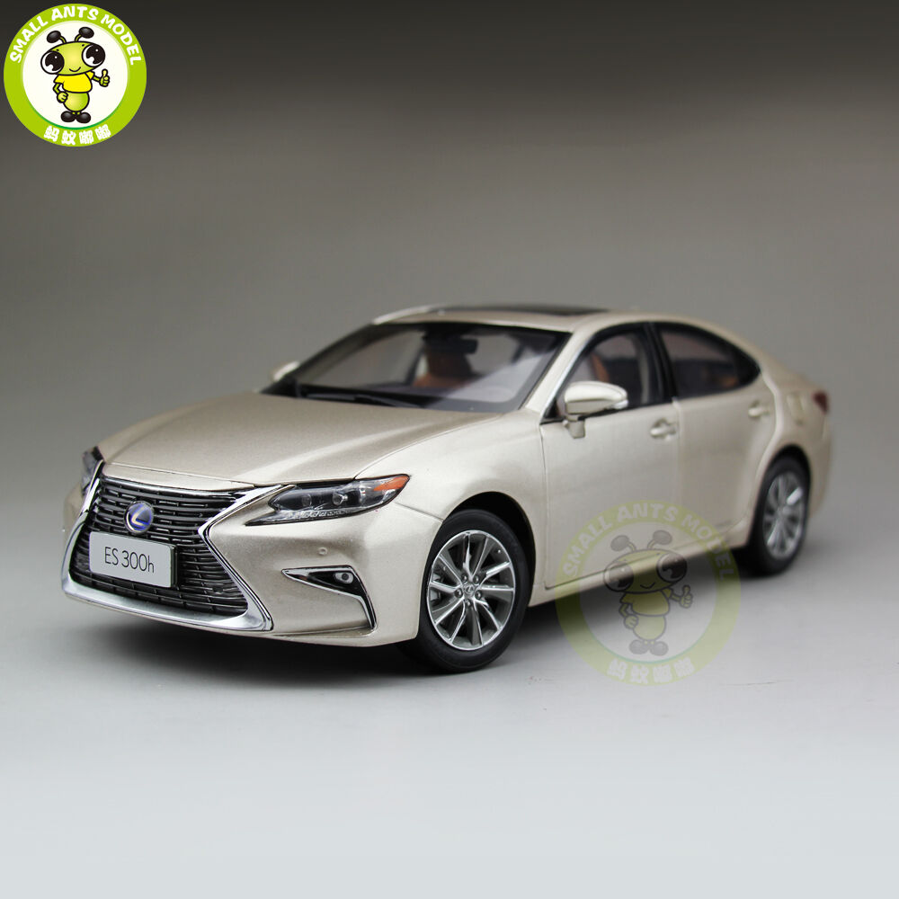 1 18 Toyota Lexus ES 300 ES300H Diecast Model Car hobby collection Gifts gold