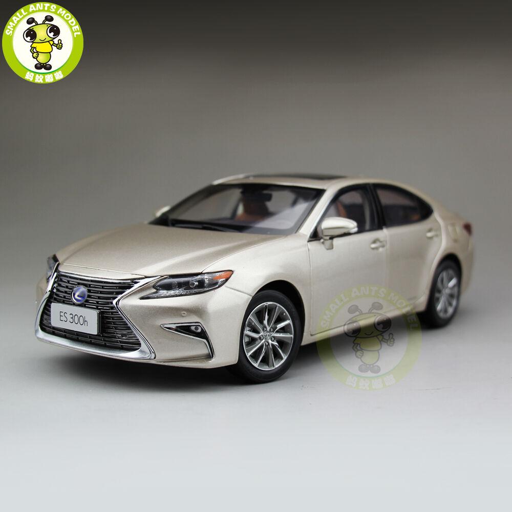 Toyota Lexus Es  ESH Coche Modelo Diecast Regalos MANÍA Colección De Oro