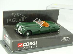 Corgi-1-43-Jaguar-XK120-Verte