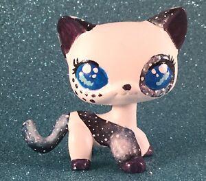 COCKER SPANIEL Mini Toy Pet Shop CUSTOM LOT OF 2 LPS Random Hand Painted CATS