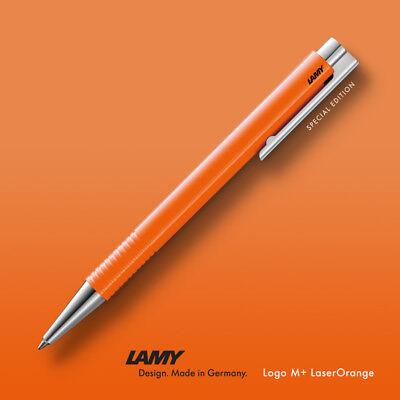 2018 Special Edition L204MLO NEW! LAMY logo M+ laser orange Ballpoint Pen