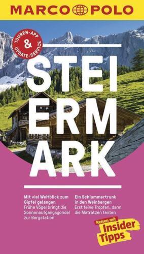 1 von 1 - MARCO POLO Reiseführer Steiermark von Anita Ericson (2016, Taschenbuch)