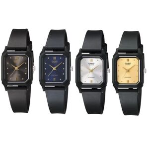 Casio-LQ-142E-Series-Black-Blue-Silver-amp-Gold-Small-Women-039-s-Casual-Analog-Watch
