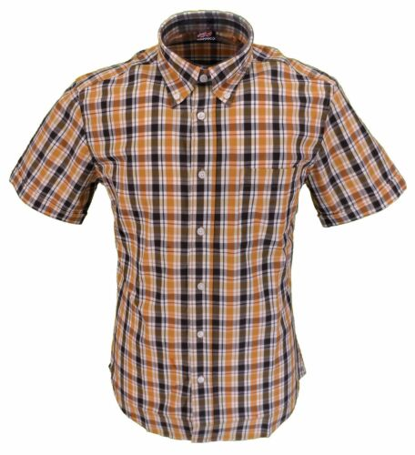 Warrior Mens Stamp 100/% Cotton Short Sleeved Shirts Small to 5Xlarge …