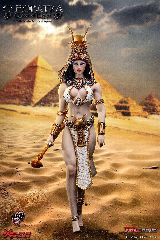 Tbleague Phicen Nahtlos Weiblich Körper Sexy Cleopatra Queen von Ägypten 1 6