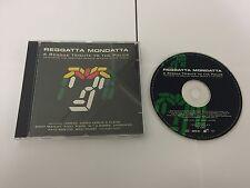 Regatta Mondatta Police Tribute CD 1997 724384459420