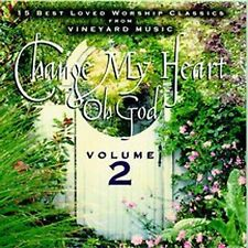 Change My Heart Oh God, Vol. 2 by Various Artists (CD, Apr-1997, Star Song Communications)