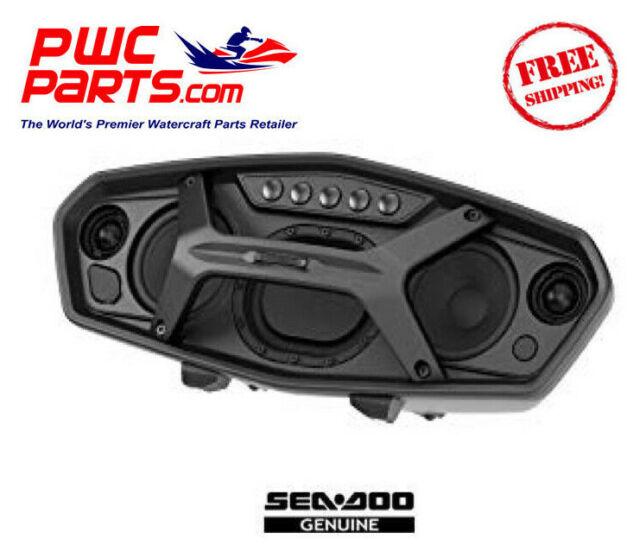 SEADOO Spark BRP Audio-portable Bluetooth Speaker System 295100797