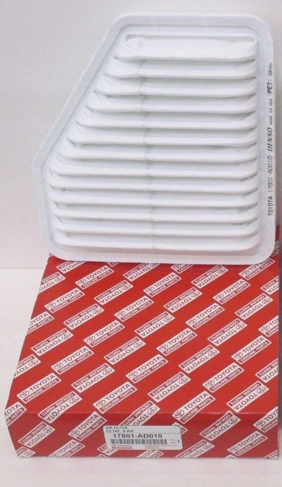 TOYOTA OEM FACTORY AIR FILTER 2009-2014 VENZA V6 17801-AD010