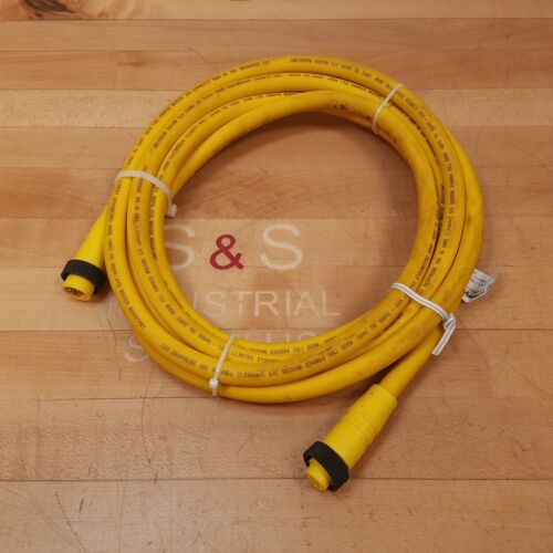 USED Connection Cable 5 Pin M//F Details about  /Lumberg RSRK501-742//12F