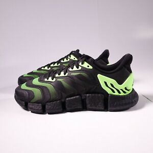 Details about Size 10.5 Men's adidas Climacool Vento Sneakers FZ0505 Black/Signal Green