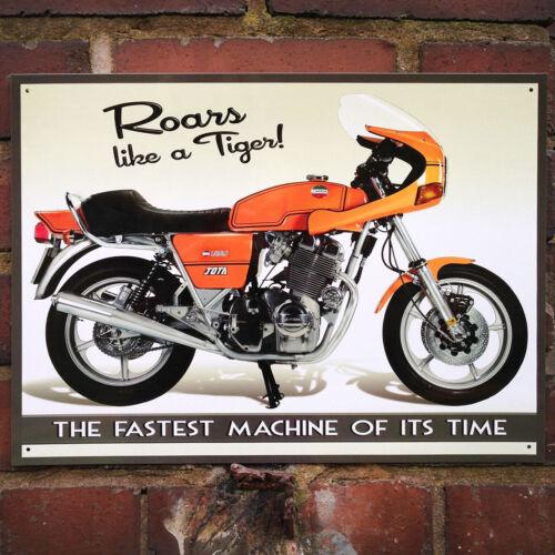 Laverda Jota 1000 Motorcycle Bike Metal Wall Sign Plaque 300*410mm 50930