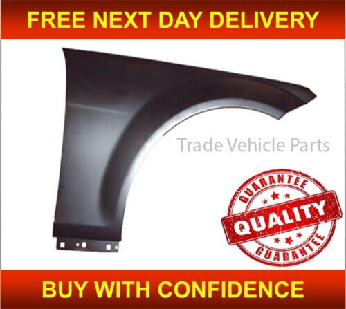 Mercedes C-Class C204 2011-2015 Front Wing Driver Insurance Approved Aluminium